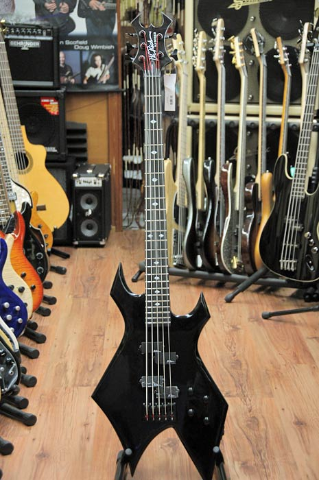 Handed bc left rich bass XLG Limited