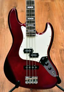 Product Spotlight  Fender American Deluxe Jazz Bass V 5 String Electric Bass