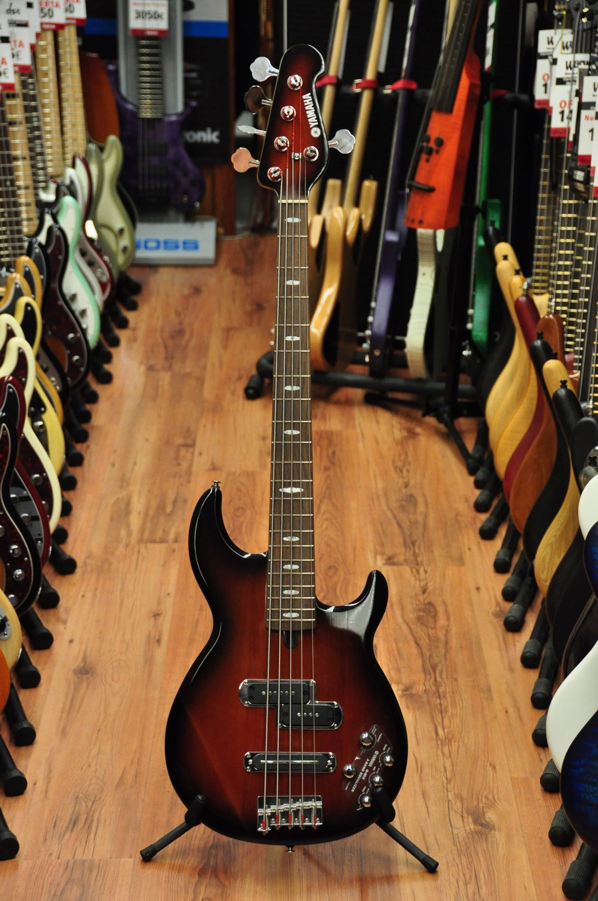 Sold items bass electric bass luthier online shop for Yamaha bb bass