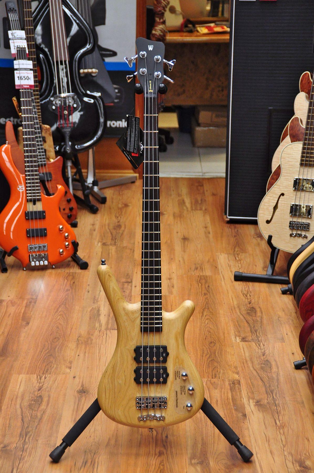 Warwick Bass Saiten,4er,45-105,Yellow Nickel Strings